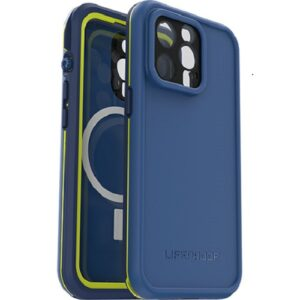 Otterbox-77-83673-LifeProof FRE MAGSAFE Case for Apple  iPhone 13 Pro - Onward Blue (77-83673)