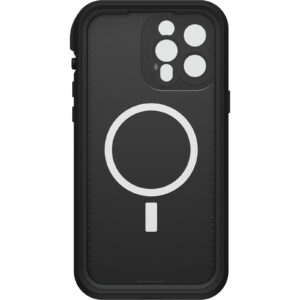 Otterbox-77-83678-LifeProof FRE Case For Magsafe For Apple iPhone 13 Pro Max (77-83678) - Black - WaterProof