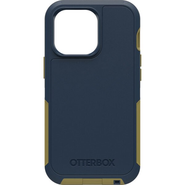 Otterbox-77-84656-OtterBox Apple iPhone 13 Pro Defender Series XT Case with MagSafe - Dark Mineral (Blue) (77-84656)