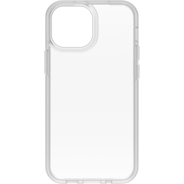 Otterbox-77-85577-Otterbox Apple iPhone 13 React Series Case ( 77-85577  ) - Clear -  Solid one-piece form
