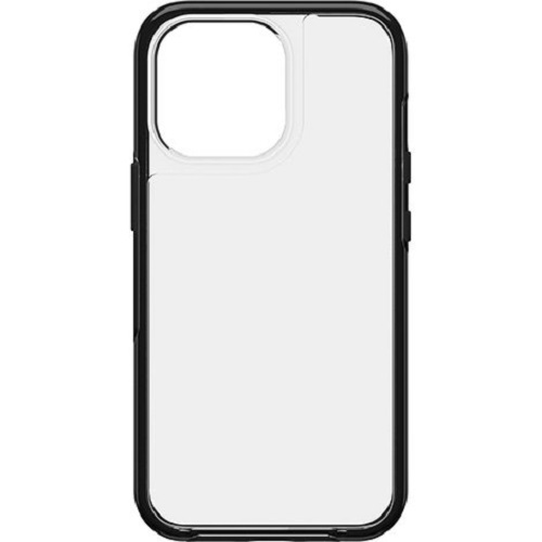 Otterbox-77-85647-LifeProof SEE Case for Apple  iPhone 13 Pro -  Black Crystal (Clear/Black) (77-85647)