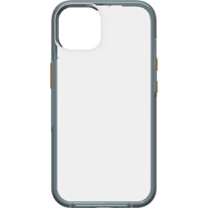 Otterbox-77-85678-LifeProof SEE CASE FOR APPLE iPHONE 13 -  ZEAL GREY(77-85678) - Clear to show off your phone
