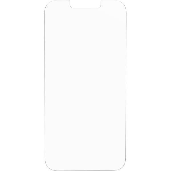 Otterbox-77-86072-OtterBox Apple iPhone 13 and iPhone 13 Pro Alpha Glass Antimicrobial Screen Protector (77-86072) - Clear - Includes everything you need