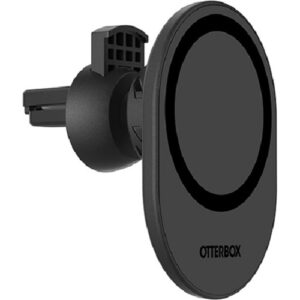 Otterbox-78-80445-Otterbox MagSafe Car Vent Mount Black -  Strong magnetic alignment and attachment