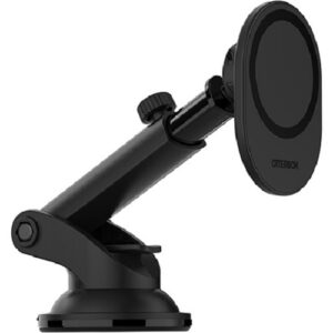 Otterbox-78-80446-Otterbox MagSafe Car Dash  Windshield Mount Black - Strong magnetic alignment and attachment