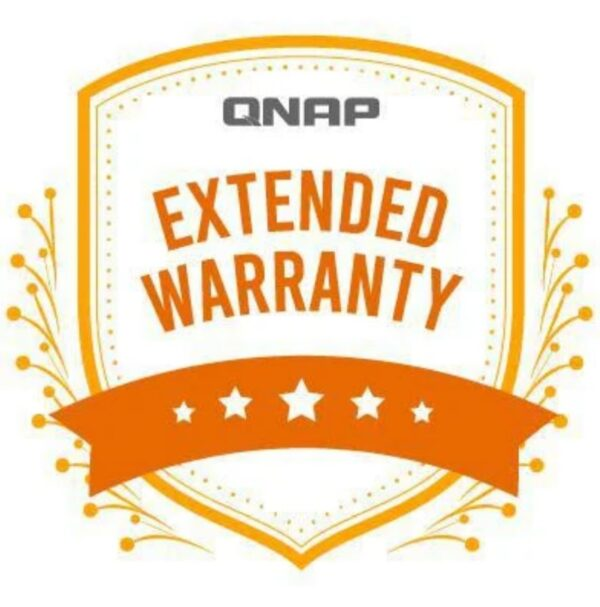QNAP-LW-NAS-PEACH-2Y-QNAP LW-NAS-PEACH-2Y NAS 2 YR Virtual Extended Warranty for TS-253D-4G/TL-R400S/TR-004U/TS-453D-4G/TS-453D-8G